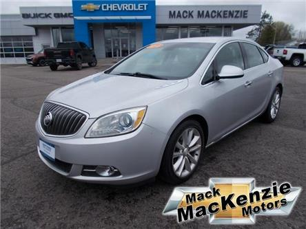 2013 Buick Verano Base (Stk: 21702) in Renfrew - Image 1 of 10