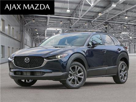 2021 Mazda CX-30 GT (Stk: 21-1458) in Ajax - Image 1 of 23