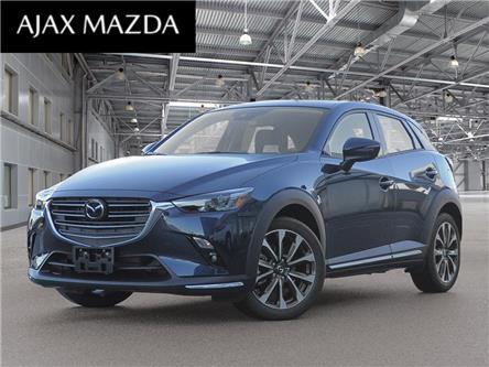 2021 Mazda CX-3 GT (Stk: 21-1555T) in Ajax - Image 1 of 11