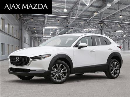2021 Mazda CX-30 GS (Stk: 21-1080) in Ajax - Image 1 of 11