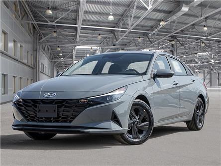 2021 Hyundai Elantra HEV Preferred (Stk: EA21032) in Woodstock - Image 1 of 23