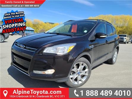 2013 Ford Escape SEL (Stk: J010975B) in Cranbrook - Image 1 of 26