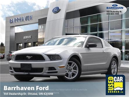 2014 Ford Mustang  (Stk: 21-194A) in Barrhaven - Image 1 of 24