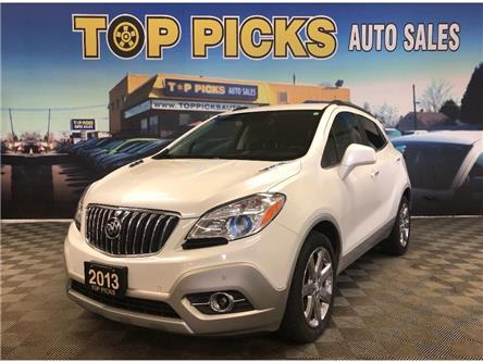 2013 Buick Encore Premium (Stk: 114978) in NORTH BAY - Image 1 of 27