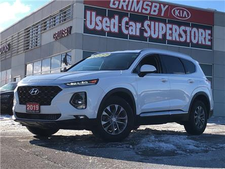 2019 Hyundai Santa Fe Rear View Camera, Heated Seats, AWD (Stk: U1929) in Grimsby - Image 1 of 20