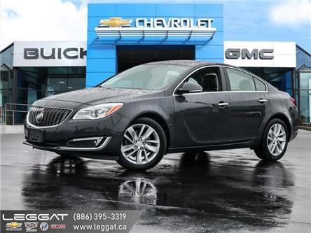 2014 Buick Regal Turbo/e-Assist Premium I (Stk: 6270ZA) in Burlington - Image 1 of 28