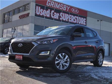 2019 Hyundai Tucson Rear View Camera, Heated Seats, AWD (Stk: U1946) in Grimsby - Image 1 of 22