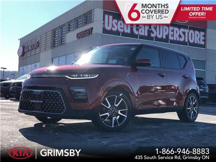 2020 Kia Soul Kia Corporate Demo|2.99% Financing Available O.A.C (Stk: N4175) in Grimsby - Image 1 of 21