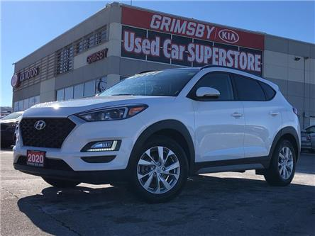 2020 Hyundai Tucson Rear View Camera, Leather, Panoramic Roof (Stk: U1959) in Grimsby - Image 1 of 20