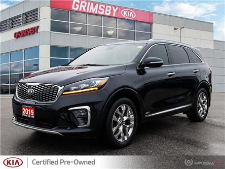 2019 Kia Sorento SXL, Napa leather, Pano Sunroof, Cooled seats! (Stk: D4222A) in Grimsby - Image 1 of 25