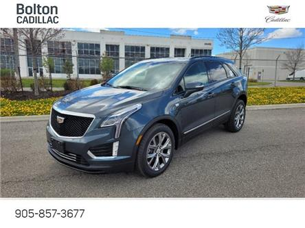 2021 Cadillac XT5 Sport (Stk: 166476) in Bolton - Image 1 of 14