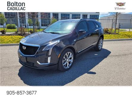 2021 Cadillac XT5 Sport (Stk: 176784) in Bolton - Image 1 of 14