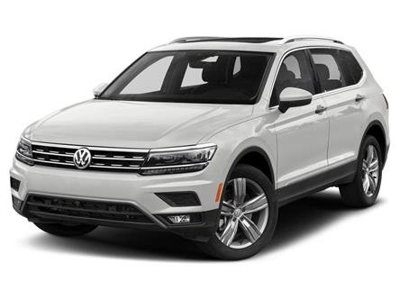 2021 Volkswagen Tiguan Highline (Stk: 386SVN) in Simcoe - Image 1 of 9