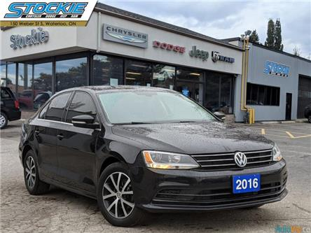 2016 Volkswagen Jetta 1.4 TSI Comfortline (Stk: 36315) in Waterloo - Image 1 of 27