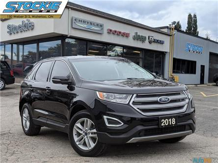 2018 Ford Edge SEL (Stk: 36416) in Waterloo - Image 1 of 28