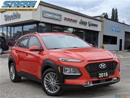 2018 Hyundai Kona  (Stk: 36369) in Waterloo - Image 1 of 27