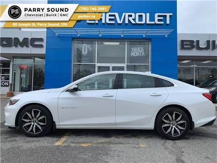 2016 Chevrolet Malibu 1LT (Stk: 21-140A) in Parry Sound - Image 1 of 21