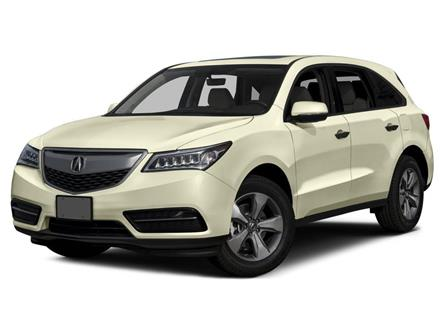2016 Acura MDX Base (Stk: 30331A) in Thunder Bay - Image 1 of 10