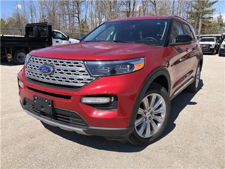 2021 Ford Explorer Limited (Stk: EX21338) in Barrie - Image 1 of 31