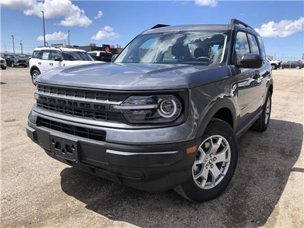 2021 Ford Bronco Sport Base (Stk: BR21420) in Barrie - Image 1 of 21