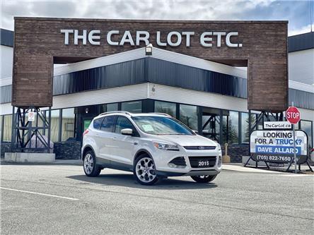 2015 Ford Escape Titanium (Stk: 20568) in Sudbury - Image 1 of 28
