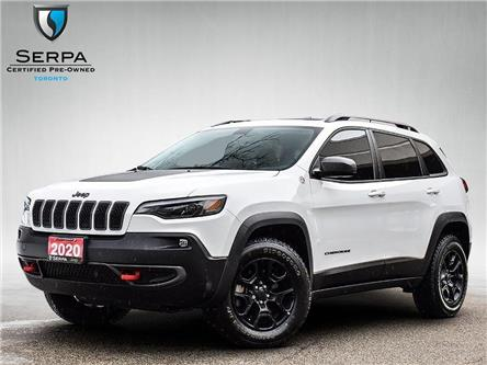 2020 Jeep Cherokee Trailhawk (Stk: 204026) in Toronto - Image 1 of 28