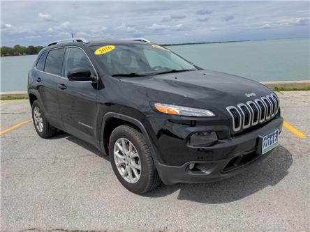2016 Jeep Cherokee North (Stk: D0376) in Belle River - Image 1 of 16
