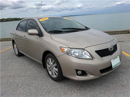 2009 Toyota Corolla S (Stk: D0361) in Belle River - Image 1 of 13