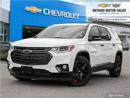 2021 Chevrolet Traverse Premier (Stk: T1128511) in Oshawa - Image 1 of 18
