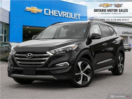 2017 Hyundai Tucson  (Stk: 154374A) in Oshawa - Image 1 of 36