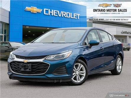 2019 Chevrolet Cruze LT (Stk: 126746A) in Oshawa - Image 1 of 36