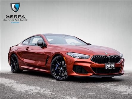 2019 BMW M850i xDrive (Stk: CP055) in Aurora - Image 1 of 25