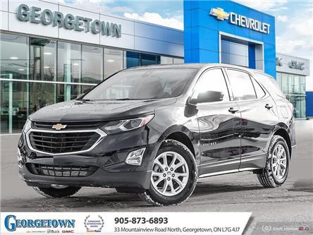 2020 Chevrolet Equinox LT (Stk: 31167) in Georgetown - Image 1 of 28