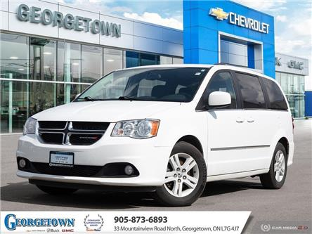 2015 Dodge Grand Caravan Crew (Stk: 33368) in Georgetown - Image 1 of 25
