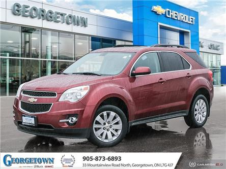 2011 Chevrolet Equinox 2LT (Stk: 12098) in Georgetown - Image 1 of 26