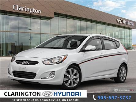 2014 Hyundai Accent GLS (Stk: 21160A) in Clarington - Image 1 of 27