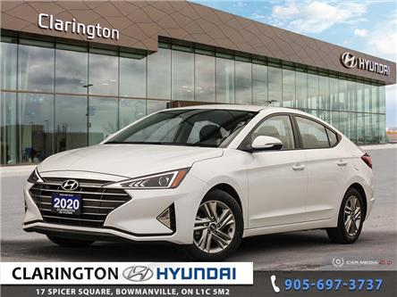 2020 Hyundai Elantra  (Stk: U1193) in Clarington - Image 1 of 27