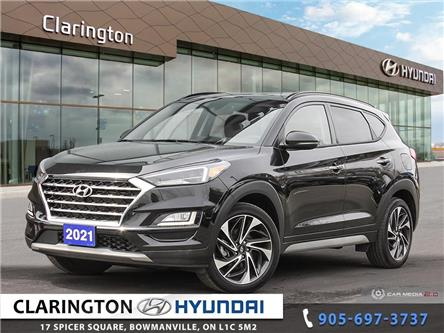 2021 Hyundai Tucson  (Stk: U1196) in Clarington - Image 1 of 27