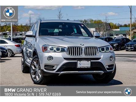 2017 BMW X3 xDrive28i (Stk: PW5874) in Kitchener - Image 1 of 25