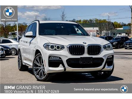 2019 BMW X3 xDrive30i (Stk: PW5887) in Kitchener - Image 1 of 27