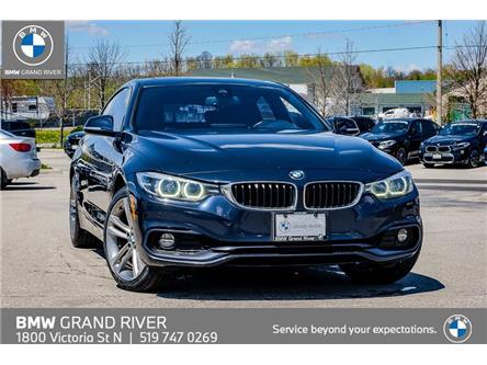 2018 BMW 430i xDrive Gran Coupe (Stk: T40904A) in Kitchener - Image 1 of 26