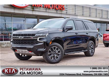 2021 Chevrolet Tahoe Z71 (Stk: P0105) in Petawawa - Image 1 of 30