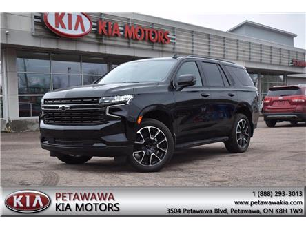 2021 Chevrolet Tahoe RST (Stk: P0106) in Petawawa - Image 1 of 30