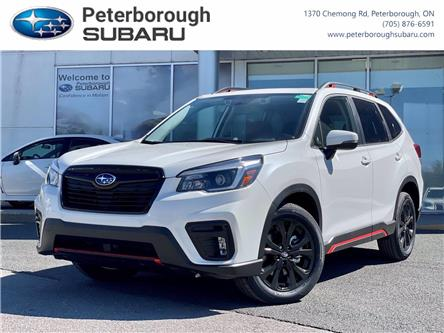 2021 Subaru Forester Sport (Stk: S4643) in Peterborough - Image 1 of 30