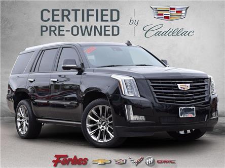 2020 Cadillac Escalade Platinum (Stk: 184992) in Waterloo - Image 1 of 30