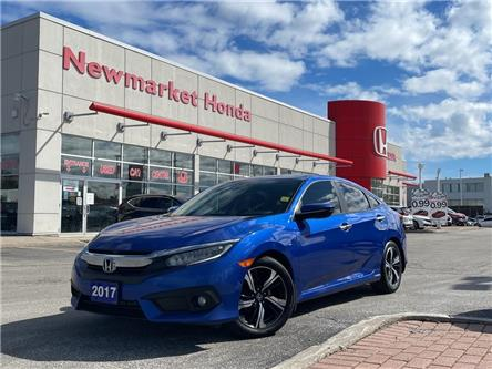 2017 Honda Civic Touring (Stk: 21-2248A) in Newmarket - Image 1 of 20