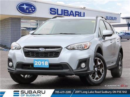 2018 Subaru Crosstrek Touring (Stk: US1233) in Sudbury - Image 1 of 26