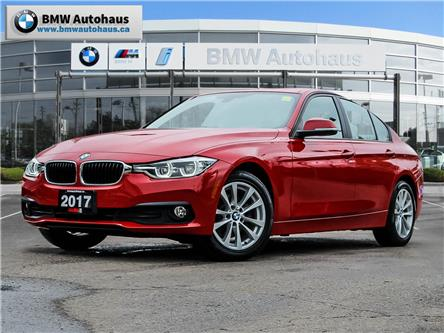 2017 BMW 320i xDrive (Stk: P10351) in Thornhill - Image 1 of 26