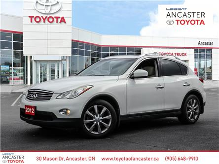 2012 Infiniti EX35 Luxury (Stk: B19) in Ancaster - Image 1 of 30