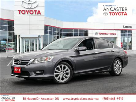 2014 Honda Accord Touring (Stk: 21274B) in Ancaster - Image 1 of 30